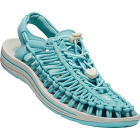 Keen W's Uneek Sandals Aqua Sea/Pastel Turquoise